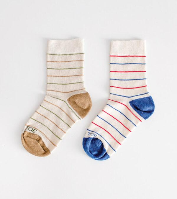Movin'on Socks Tip & Toe